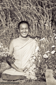 Portrait of Lama Yeshe, 1971