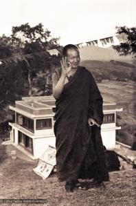 Lama Yeshe, Kopan, 1973.