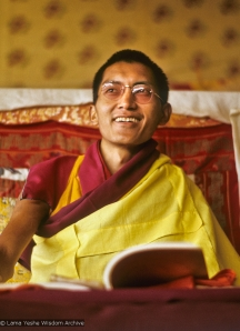 Rinpoche teaching, Kopan, 1974