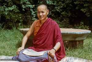 Lama Yeshe at Kopan, 1974