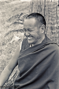 Portrait of Lama Yeshe, 1975