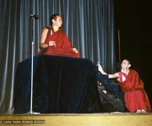 Lama Yeshe, Sydney, Australia, 1975