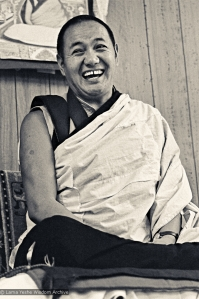 Lama Yeshe, Lake Arrowhead, 1975