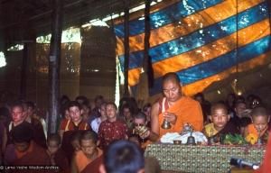 Lama Yeshe, Kopan, 1975