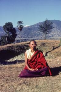 Geshe Thubten Tsering