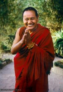 Lama Yeshe, Kopan, 1981