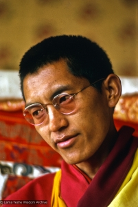 Rinpoche teaching, Kopan, 1974