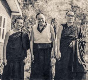 Loden Geshe, Lama Yeshe, Zasep Tulku