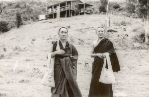 Loden Geshe and Zasep Tulku
