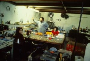 Franco Piatti, Istituto Lama Tzong Khapa, Italy, Pomaia, Siliana Bosa